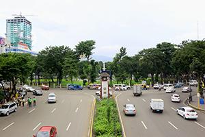 Fuente Osmeña Road