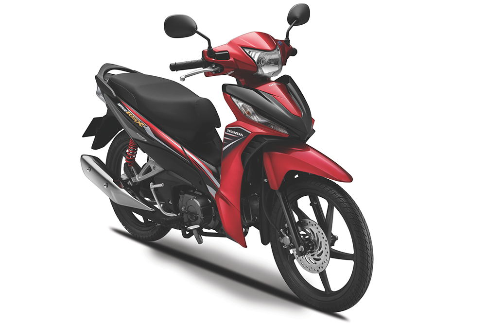 110 CC New HONDA WAVE Fi